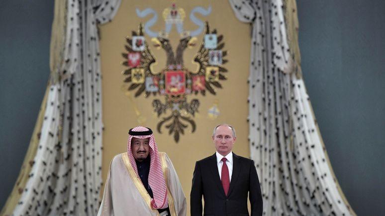 Daily Times: Россия вернулась на Ближний Восток, и это надолго