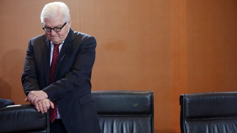 Die Welt: президент Германии едет в Россию с «щекотливым заданием»