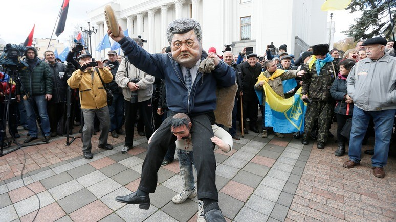 СТРАНА.ua: украинцы не доверяют власти, но протестовать не готовы