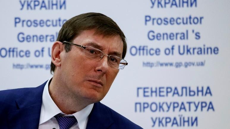УП: генпрокурор Украины обвинил Саакашвили в завозе грузин для переворота