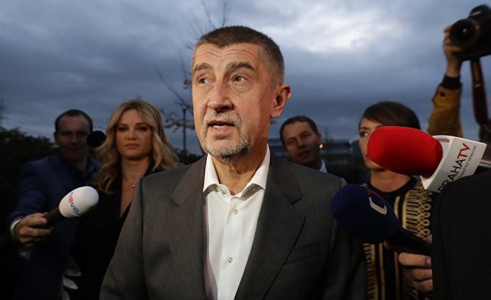 Чехия отворачивается от Запада?