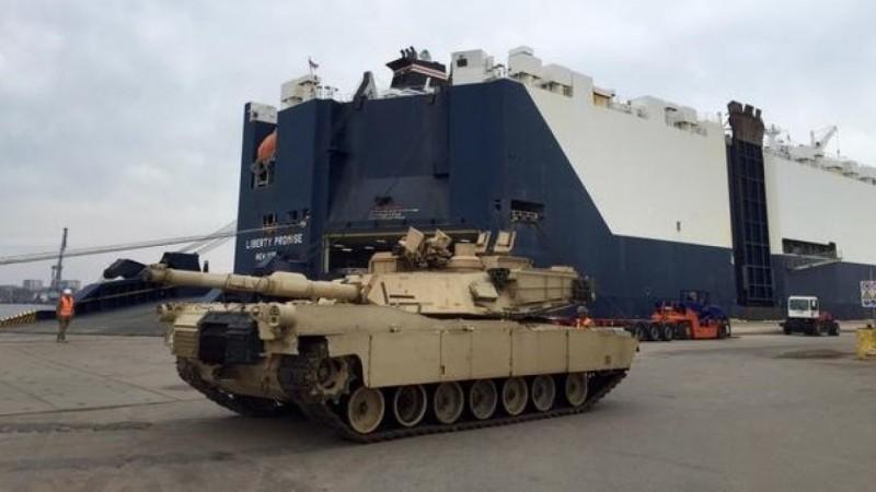 Инженеры обучат круговому обзору следующее поколение танков США