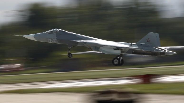 Diplomat: Индия охладела к проекту совместного с Россией истребителя