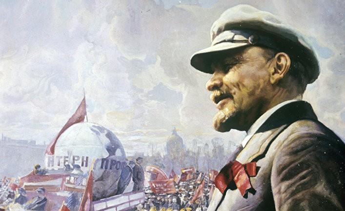 Ленин был бы звездой Twitter