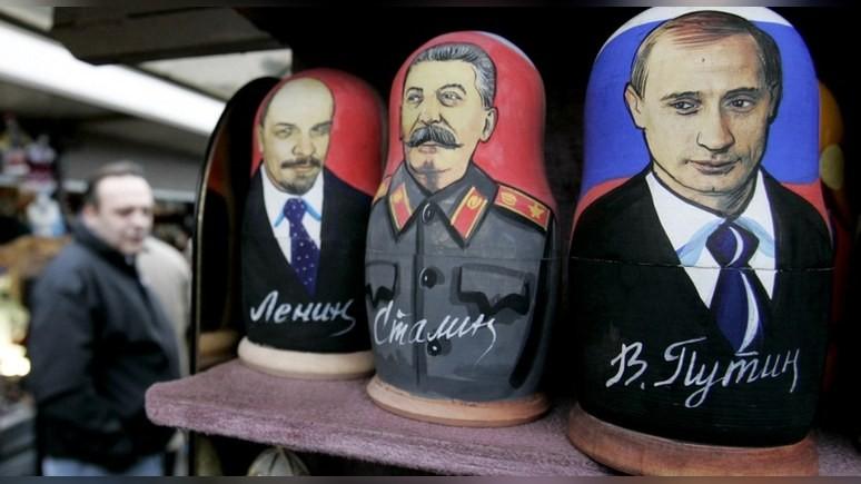 Financial Times: Путин дистанцируется от Великого Октября