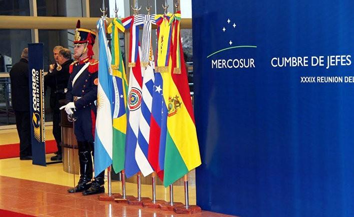 Бразилия больше не лидер в Южной Америке