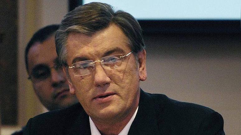 Ющенко: война служит для Киева оправданием собственной некомпетентности