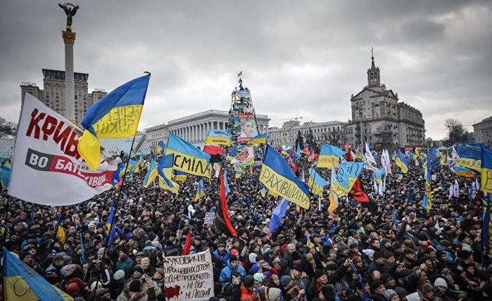 Существует ли украинский народ?