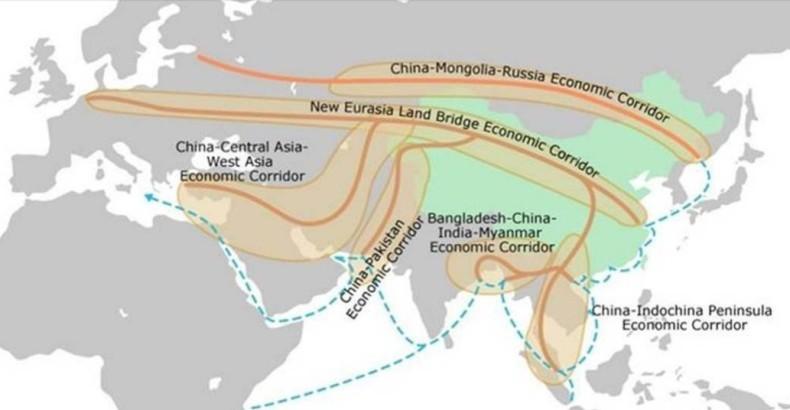 Реализация Китаем «проекта века» неизбежно приведет к новому мирового порядку