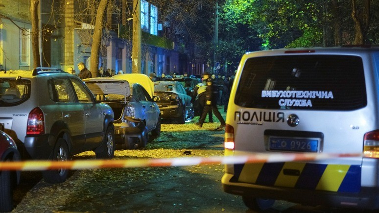 ЛIГА.net: бомба в мотороллере предназначалась не для депутата Мосийчука