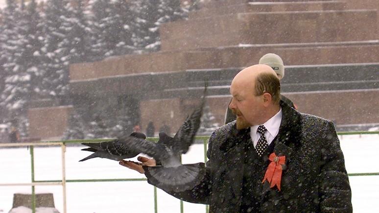 Handelszeitung: Ленин в России до сих пор в цене