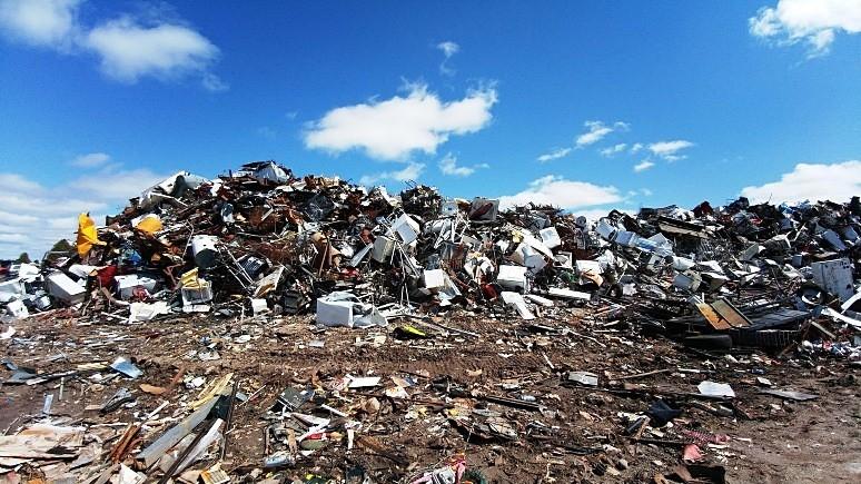 Yle: мусор на Украине — проблема общенационального масштаба