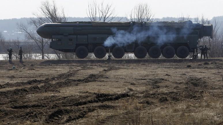 Daily Telegraph: пуски российских ракет приняли за инопланетное вторжение