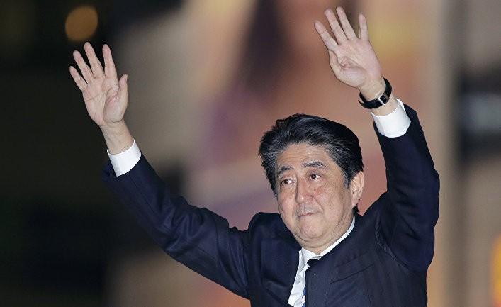Сорвется ли Абэ с поводка?