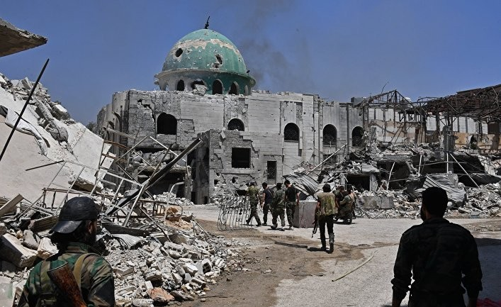 Сирия между стремлениями и потенциалом Вашингтона