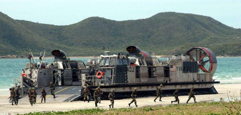 Американские морские пехотинцы готовятся к вооруженному конфликту в Восточной Европе