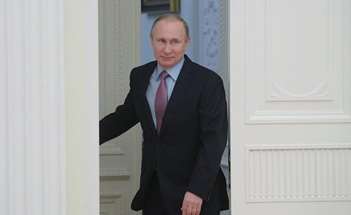 Путин никуда не денется