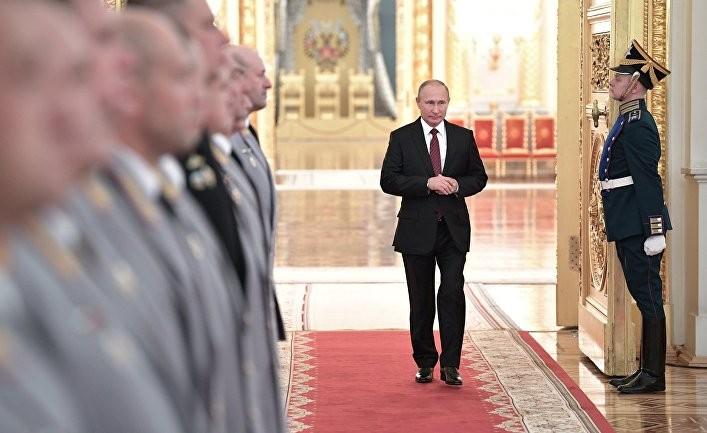 Путин готовится к выборам