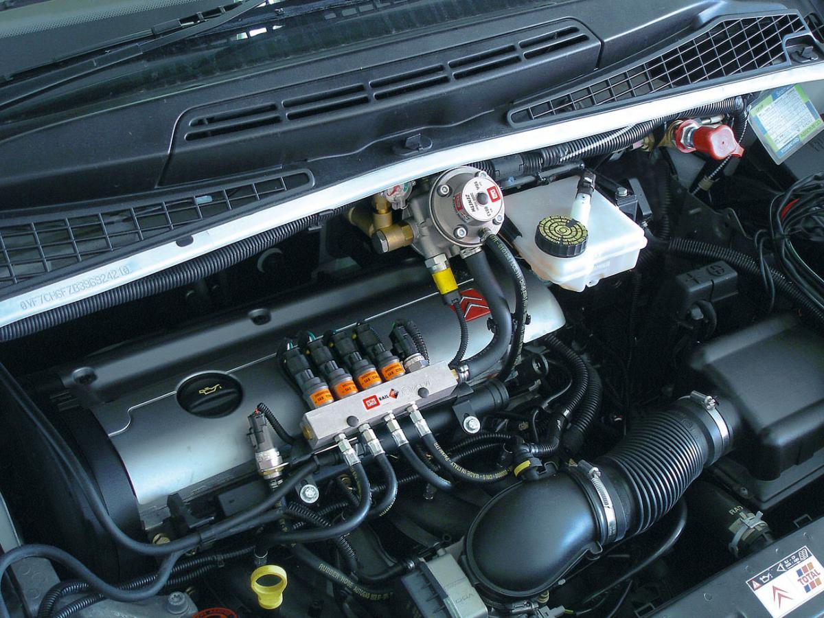 Установка ГБО для вашего автомобиля