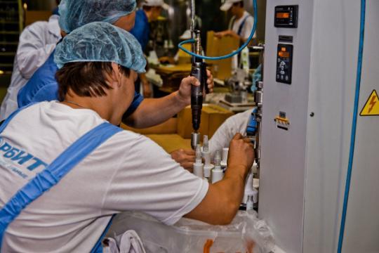 ВТБ в Кирове поддерживает ведущего производителя косметической отрасли