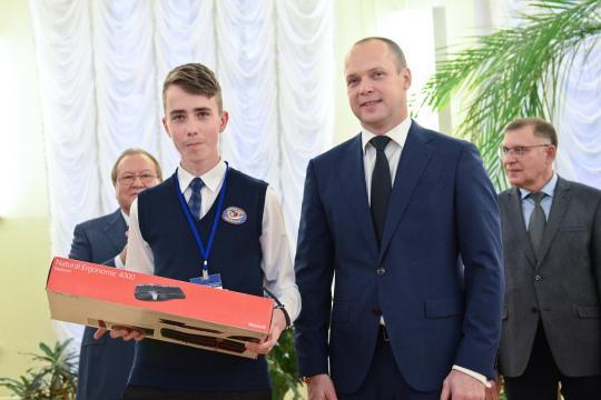 С участием банка «Хлынов» завершились XIV Молодежные Циолковские чтения.