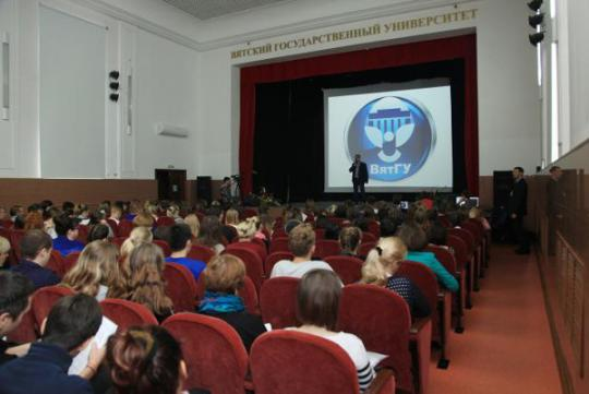 Первый День открытых дверей для абитуриентов ВятГУ - 2018 посетили более 1000 человек