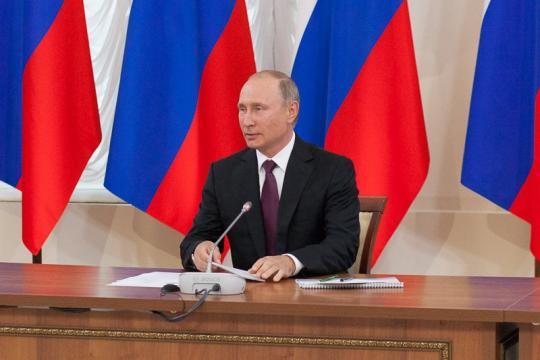 Путин ответил правозащитнице