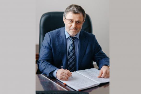 Поздравление генерального директора Александра Владимировича Иванова с Днем рождения предприятия!