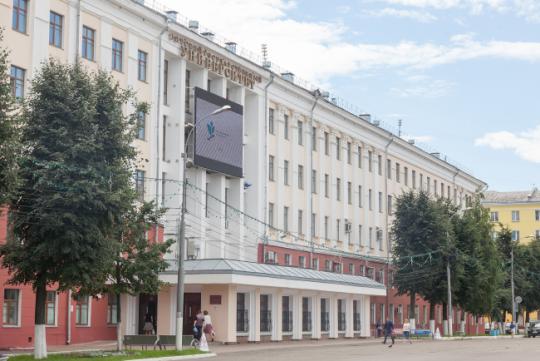 Апробация управленческих моделей взаимодействия опорного университета с регионом