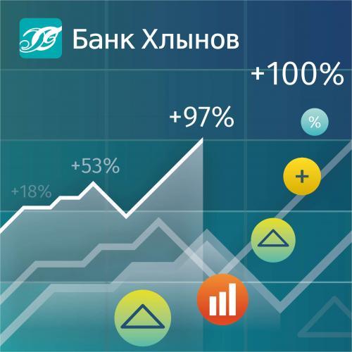 Банк «Хлынов» — в ТОП 100 банков России по чистой прибыли.