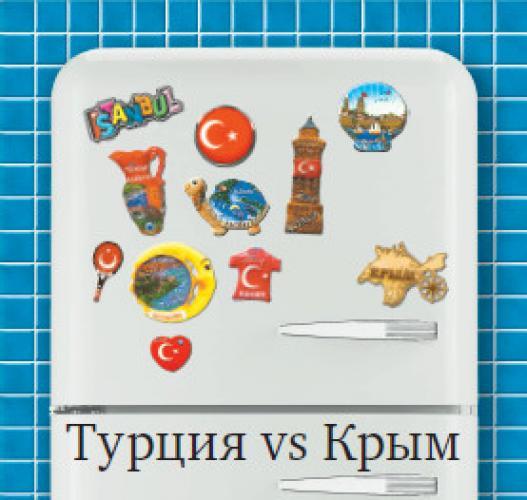 Турция vs Крым