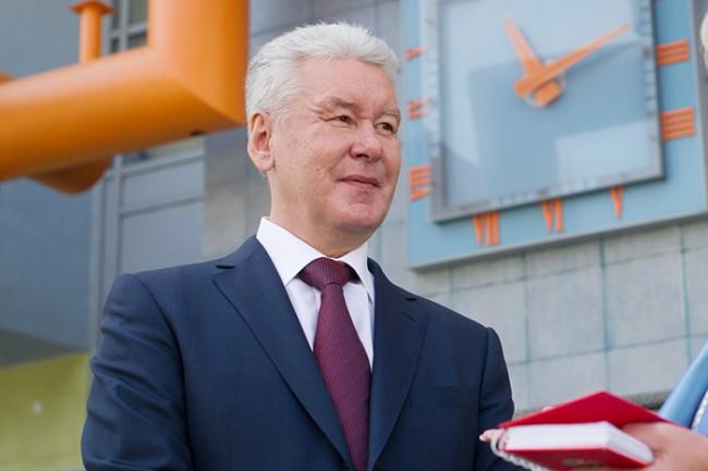 Собянин вручил государственные награды многодетным московским семьям