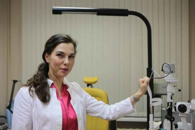 2 и 14 ноября Больница №17 в Солнцево приглашает на бесплатную консультацию у офтальмолога
