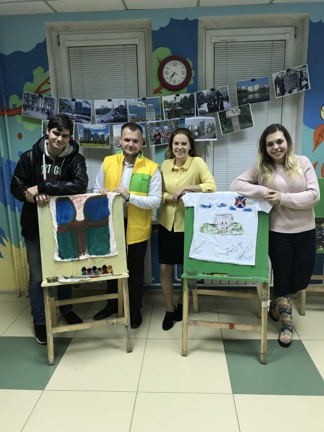 Молодежная палата организовала фотовыставку «Наш родной Можайский район»