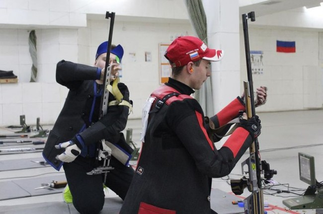 Стрелки ЗАО взяли 8 наград на соревнованиях в Ижевске