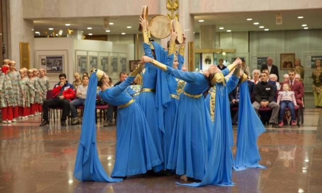 В Музее Победы состоялся праздничный концерт «Танцы народов СССР»