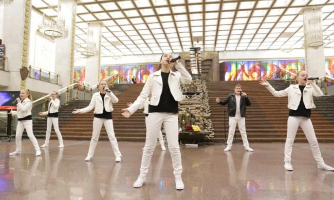 В Музее Победы прошёл концерт «Искусство объединяет»
