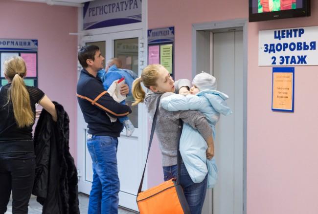 Собянин учредил гранты на поощрение работы медперсонала поликлиник
