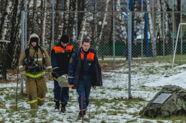 На западе Москвы пройдут соревнования спасателей