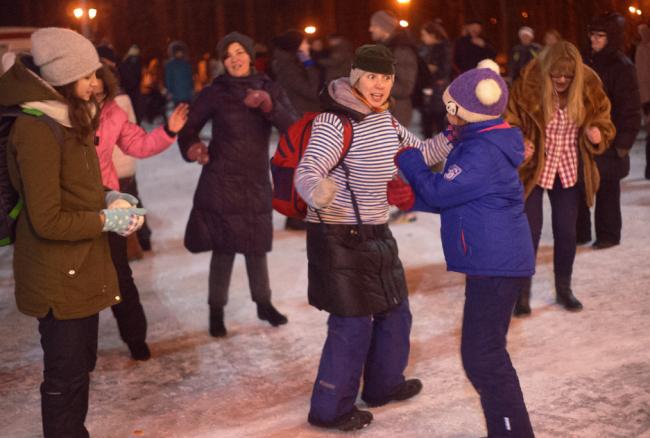 Столичные парки составят программу новогодних развлечений в соответствии с пожеланиями москвичей