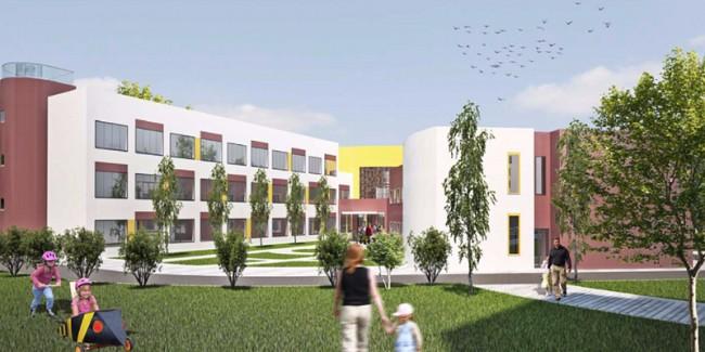 Начальную школу с детским садом построят в Ново-Переделкине