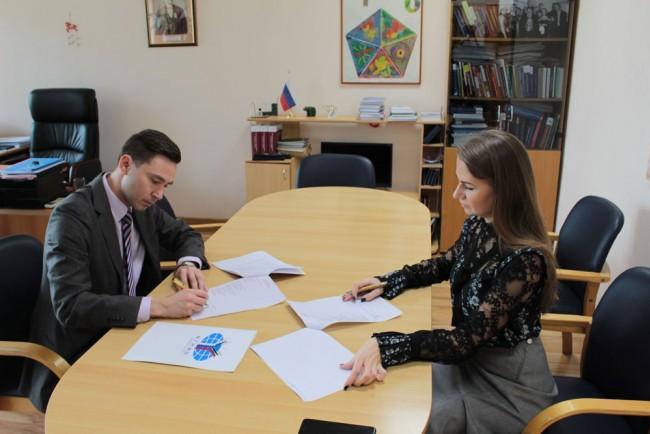 Между МГИМО и некоммерческим фондом «Будущие лидеры»  подписано соглашения о сотрудничестве