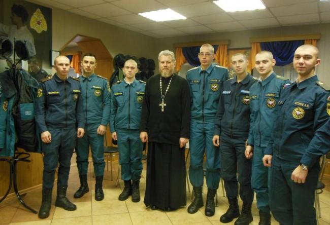 В Центральном Региональном Центре в Фили –Давыдково прошла духовно-просветительская беседа