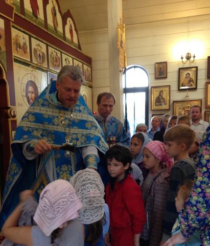 Храм Смоленской иконы Божией Матери в Фили – Давыдкове приглашает волонтёров