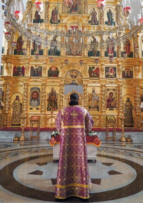 18 ноября храм Иверской иконы Божией Матери приглашает на экскурсию