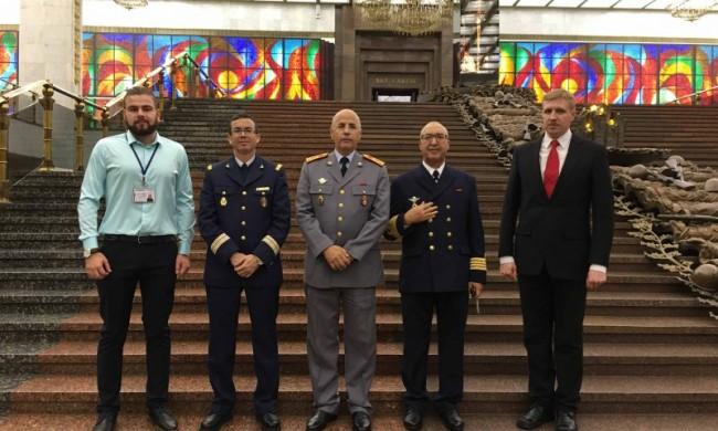 Генштаб Марокко посетил Музей Победы
