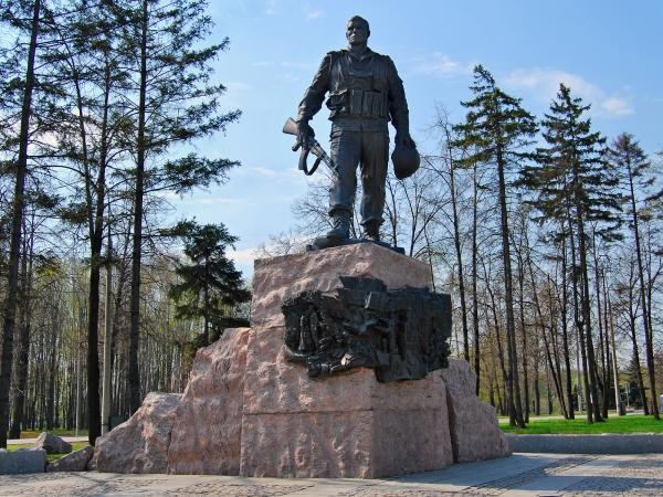 18 ноября у памятника воину-интернационалисту  на Поклонной горе пройдет Вахта Памяти