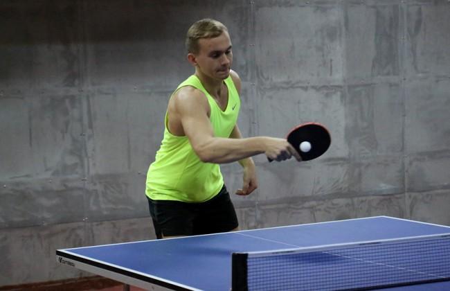 В МТУ состоялись соревнования по настольному теннису