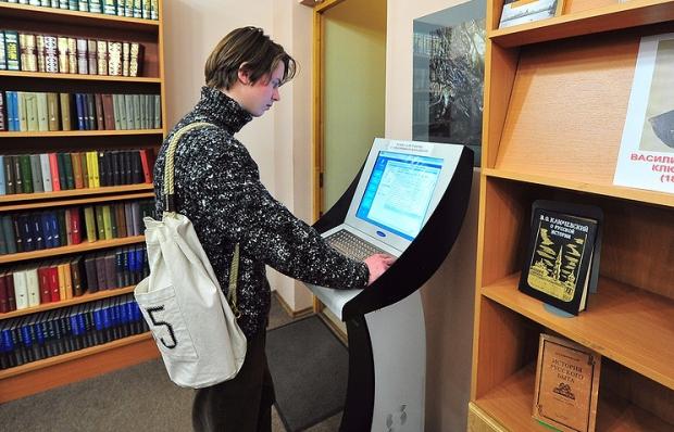 Быстрее и удобнее стало оплачивать дополнительные услуги в библиотеках и культурных центрах Москвы