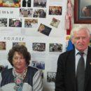 Председателя Совета ветеранов Екатерину Ивановну Емельянову поздравили с 75-летием